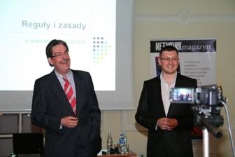 Wykład: Michael Strachowitz i Mieczysław Brzezicki