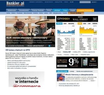 Strona główna Bankier.pl