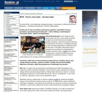Fragment wywiadu z Bankier.pl