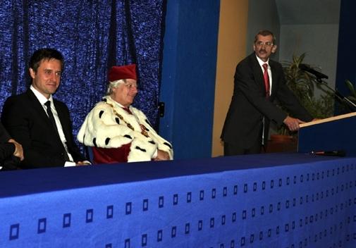 Inauguracja roku akademickiego na WSB