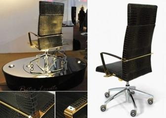 Fotel prezesa za 200 000 euro