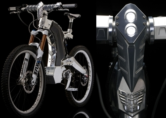 Bestia od firmy M55 Bikes