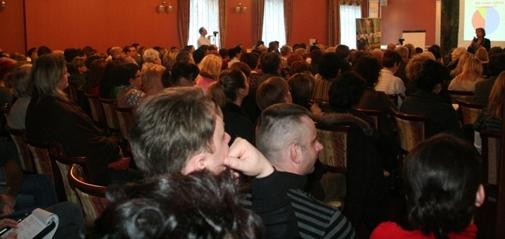 Szkolenie Iwony Majewskiej-Opiełki w Bochni