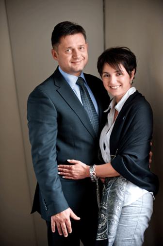 Anna i Grzegorz Rutkowscy
