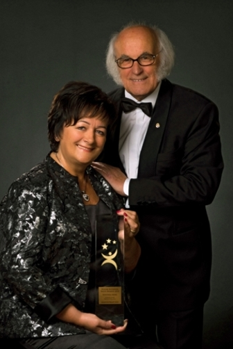 Bogusia z mężem Janem