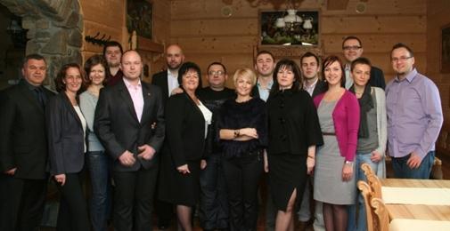 Klub TOP Liderów MLM, spotkanie w Zakopanem