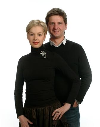 Kamila i Mirosław Molińscy