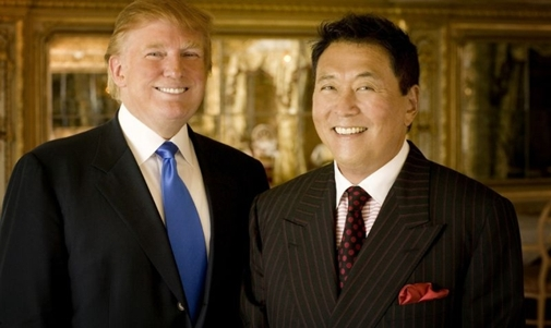 Donald Trump & Robert Kiyosaki