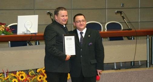Certyfikat Kompetencji i Rzetelności dla Forever Living Products Poland