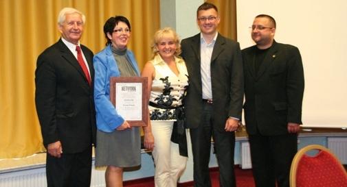 Certyfikat Kompetencji i Rzetelności dla K-Link Poland