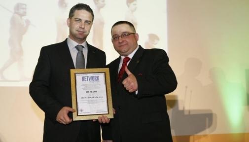 Certyfikat Kompetencji i Rzetelności dla Akuna Polska