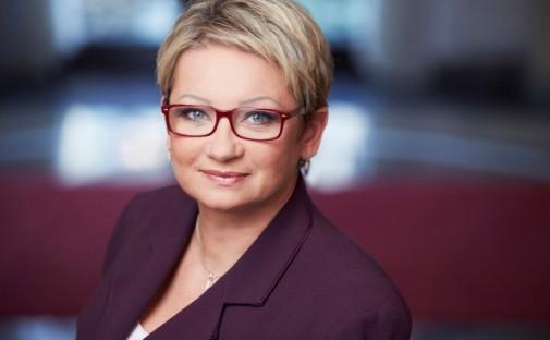 Wiesława Dróżdż, rzecznik prasowy ministra finansów
