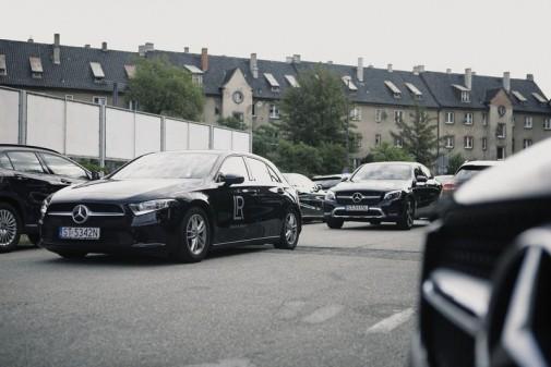Z logo LR po polskich drogach jeździ już kilkaset samochodów