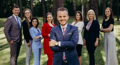 Leszek Narloch i ekipa z grupy Sukces_Marketing
