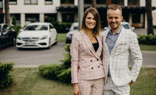 Kasia i Leszek Narlochowie